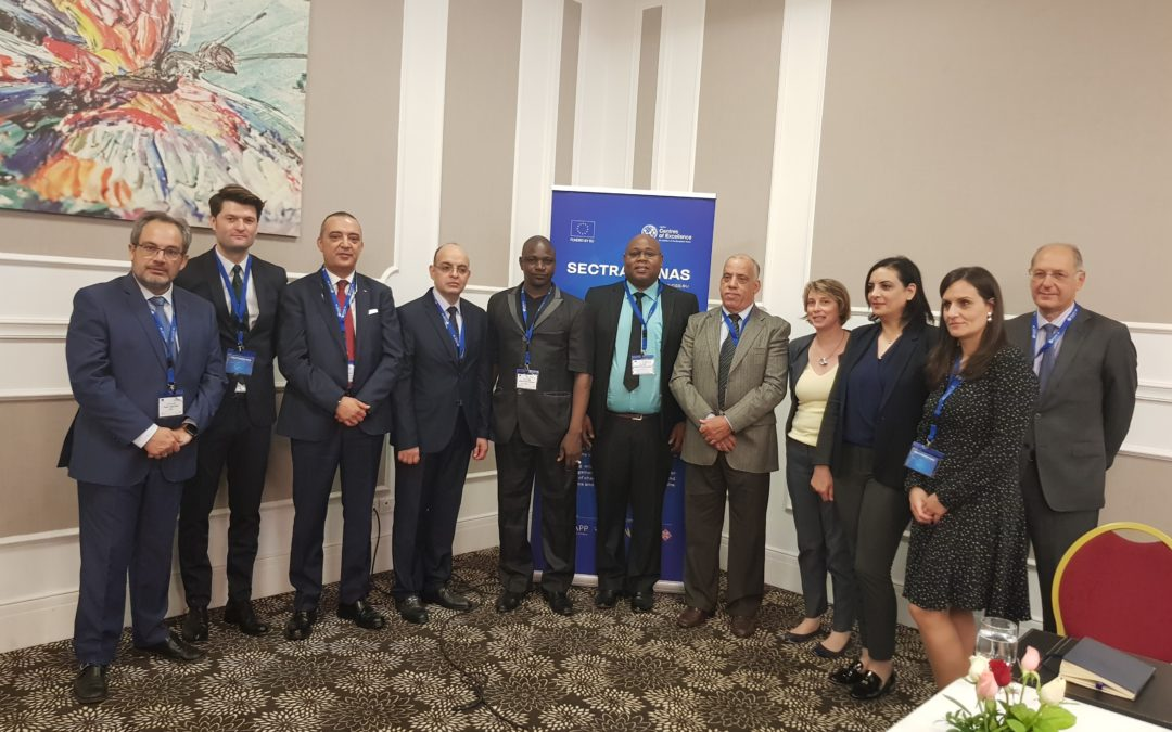 Project SECTRANS-NAS of EU Centers of Excellence launching conference in Tunis