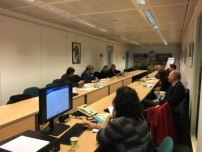 SecTrans-NAS Steering Committee holds first meeting in Brussels